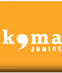 Koma Junior, how our children learn languages