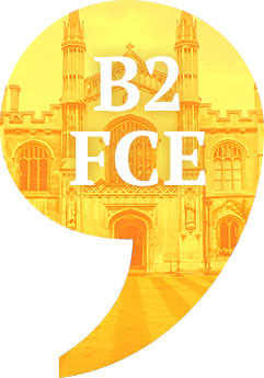 Preparación B2-FCE