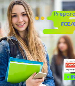 Preparación exámenes Cambrige