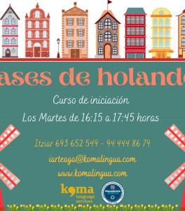 Clases de holandés en Bilbao